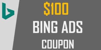 Bing Ads Coupon: Get Free Bing Ads $200 Credit Code 2020