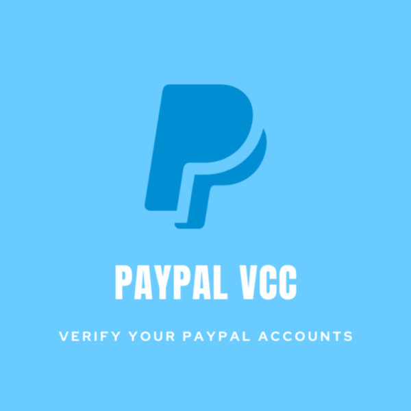 buy PayPal VCC, buy prepaid vcc with paypal, buy vcc with paypal, buy vcc for paypal verification, best vcc for paypal,