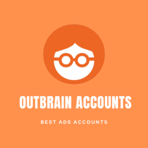 buy outbrain accounts, buy verified outbrain accounts, buy cheap outbrain accounts, buy outbrain ads accounts, outbrain account for sale,
