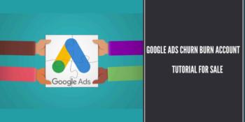 Google Adwords Tutorial / Method for Sale 2021
